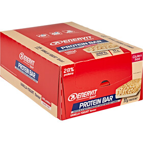Enervit Sport Protein 28% Bar Box 25x40g, Vanilla Yogurt